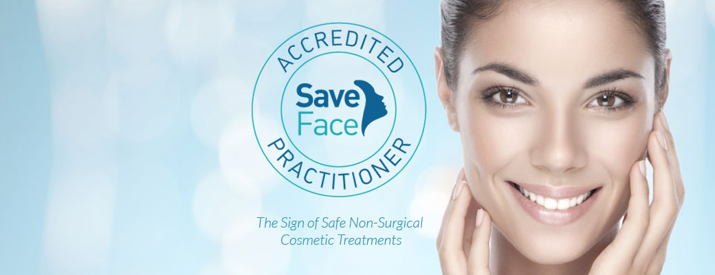 Eden Skin & Laser are an accredited Save Face Practitioner