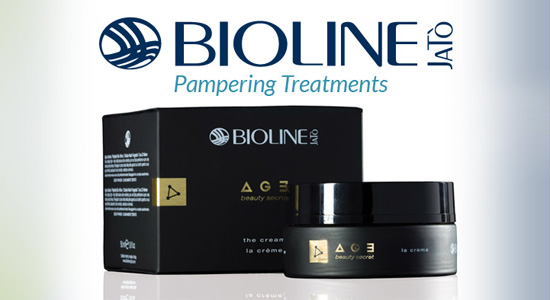Bioline Jato Pampering Treatments