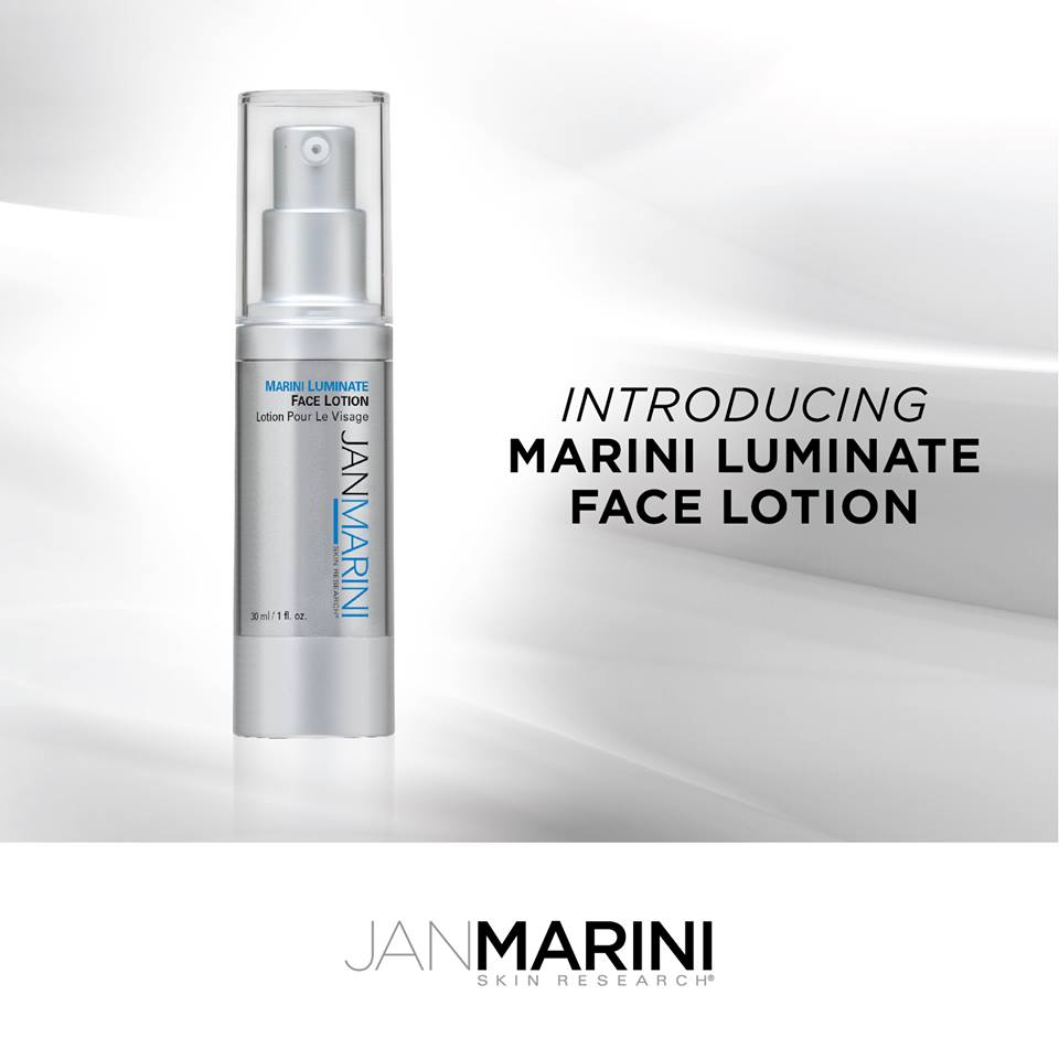 Marini Luminate Face Lotion - Introducing