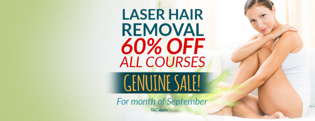 September Offers in Eden Skin & Laser