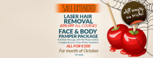 October Offers at Eden Skin & Laser Clinic
