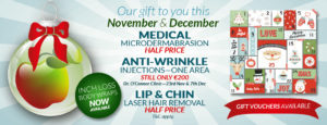 Final Offers for 2016 at Eden Skin & Laser