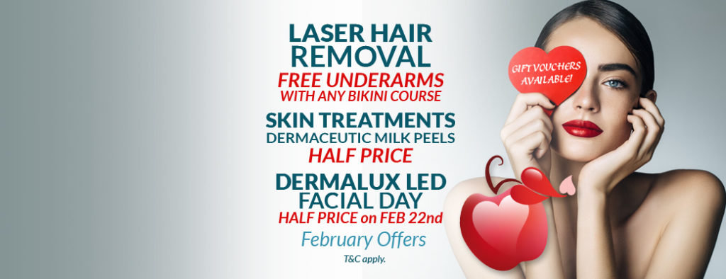 February Offers at Eden Skin & Laser Clinic