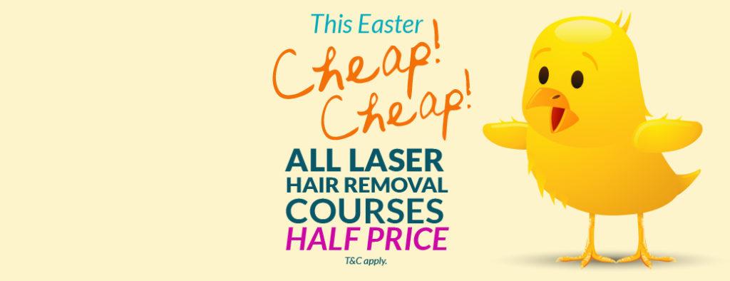 Easter Offer at Eden Skin & Laser Clinic
