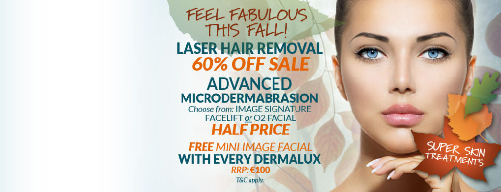 Autumn Offers at Eden Skin & Laser