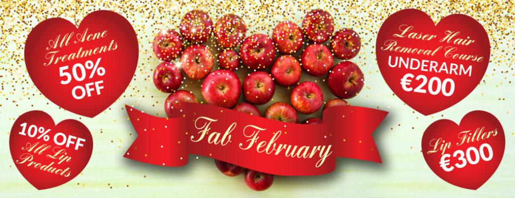 February Offers at Eden Skin & Laser
