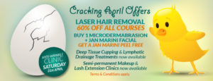April Offers at Eden Skin & Laser Clinic