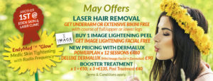 May Offers at Eden Skin & Laser clinic