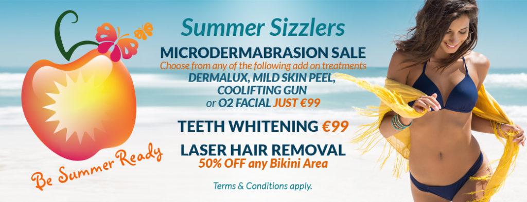 Summer Offers at Eden Skin and Laser