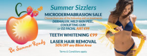 Summer Offers at Eden Skin and Laser