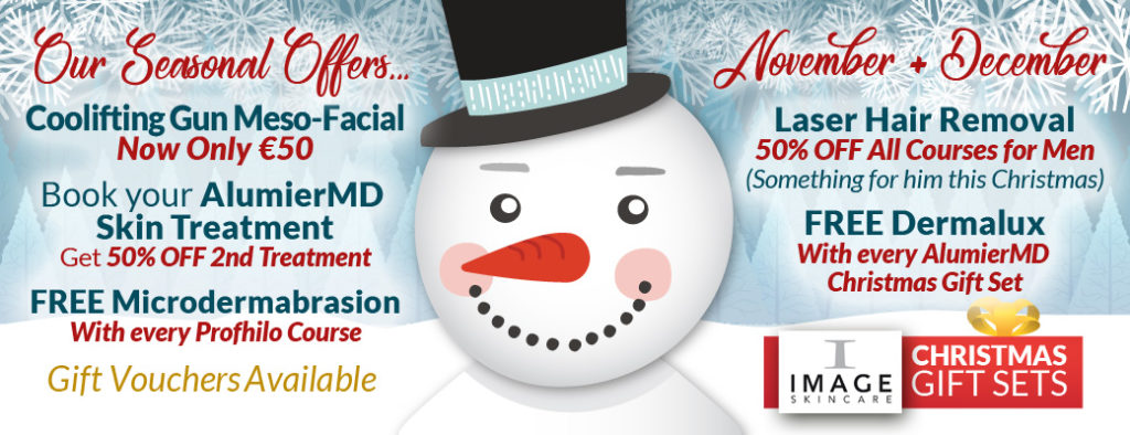 Seasonal Offers at Eden Skin & Laser Clinic